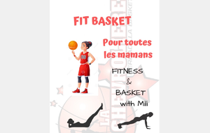 FIT BASKET with MILI... C'est parti !